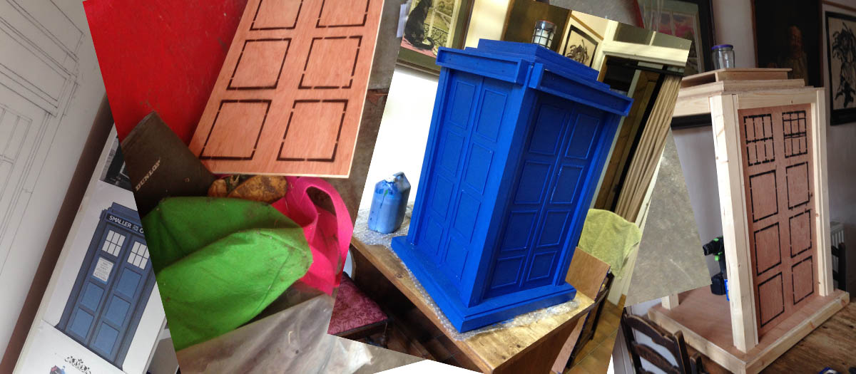 Tardis – What it might or might not look like